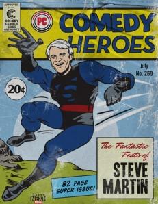 Steve-Martin-Comic-Book