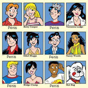 Archie penis